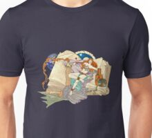 Galactic Queen Unisex T-Shirt