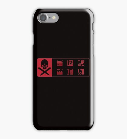 Vampire Tribes iPhone Case/Skin