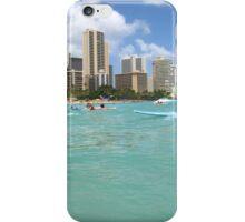 Surf At Waikiki iPhone Case/Skin