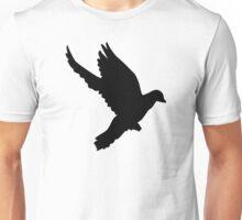 Flying dove Unisex T-Shirt