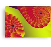 Floral Evolution 003.20.10.g4-280 Canvas Print