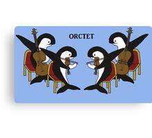 Orctet - Quartet parody Canvas Print