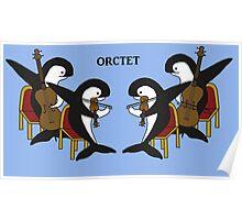 Orctet - Quartet parody Poster