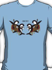 Orctet - Quartet parody T-Shirt