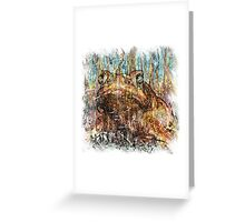 The Atlas Of Dreams - Color Plate 108 Greeting Card