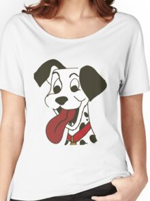 Pongo from 101 Dalmatians Women's Relaxed Fit T-Shirt