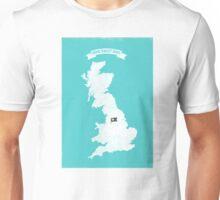 Home Sweet Home - Manchester City FC Unisex T-Shirt