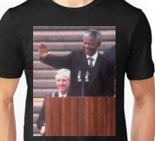 Nelson Mandela, Sydney Opera House, Australia 1990 Unisex T-Shirt