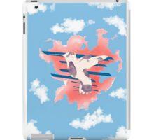 V  Hums iPad Case/Skin
