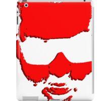 DJ MICHAEL BLACK FACE - BLOOD iPad Case/Skin