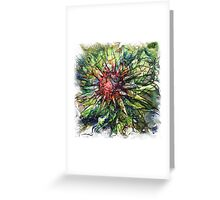 The Atlas Of Dreams - Color Plate 109 Greeting Card