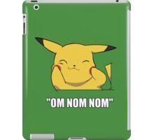 Pikachu Nom iPad Case/Skin