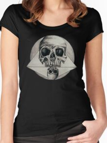 The Skulls Women's Fitted Scoop T-Shirt