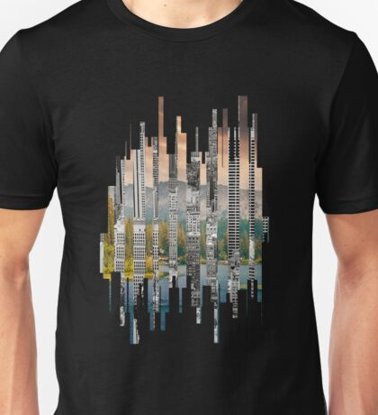 Shreds of Human and Nature Unisex T-Shirt