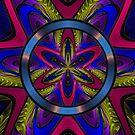 Circular 1 by Sandy Keeton