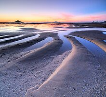 Brampton Sand Ripples by Matt Halls
