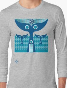 whale tails Long Sleeve T-Shirt