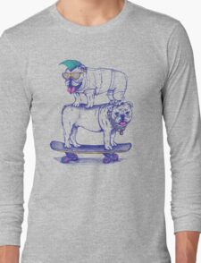 Double Dog Dare Long Sleeve T-Shirt