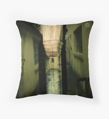 Lost Perceptions. Throw Pillow