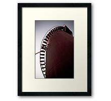 Water Purifier - South Australia Framed Print
