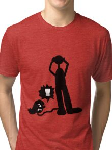 The Old Ball and Chain Tri-blend T-Shirt