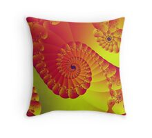 Floral Evolution 003.20.9.g4-280 Throw Pillow