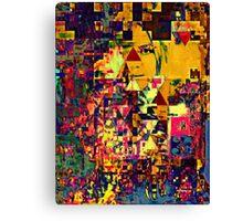 American Girl Volume 3 Canvas Print