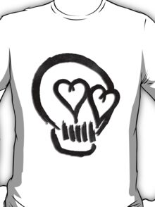 5sos Skull Heart Eyes T-Shirt