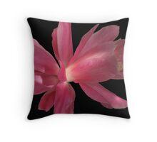 Super Pink Throw Pillow