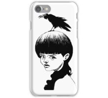 Bird came home to roost iPhone Case/Skin