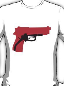 Oil Kills (white background) T-Shirt