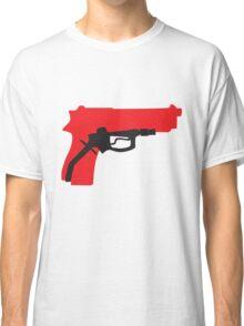 Oil Kills (white background) Classic T-Shirt