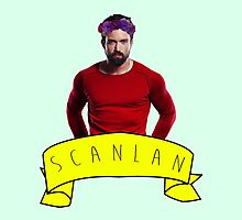 Emmett J Scanlan is Fabulous by MYCROFTOFFICE