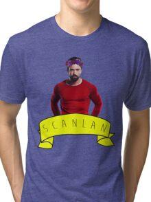 Emmett J Scanlan is Fabulous Tri-blend T-Shirt