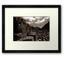 Causeway of Giants Framed Print