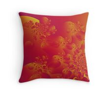 Floral Evolution 003.21.1.g4-280 Throw Pillow