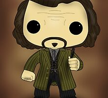 Sirius Black by SpaceWaffle