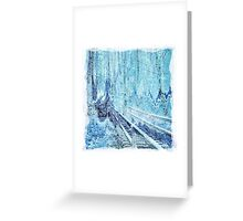 The Atlas of Dreams - Color Plate 51 Greeting Card