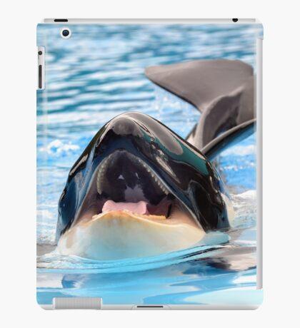 Baby Killer Whale iPad Case/Skin