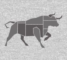 Tough Bull One Piece - Short Sleeve