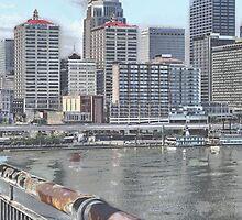 My Louisville by Leslie  Hagen