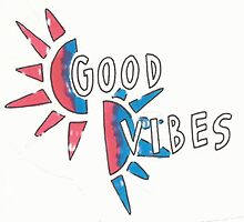 Good Vibes by wowords-ig
