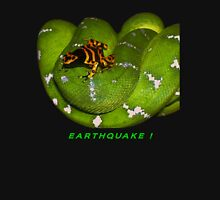 EARTHQUAKE! Womens Fitted T-Shirt