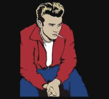 JAMES DEAN by Azzurra