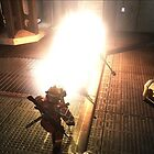 Muzzle Flash by SomeLoser