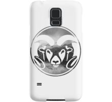 Colorado State Rams Mountains Layout Samsung Galaxy Case/Skin