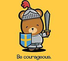Farm Babies - Be courageous by farmbabies