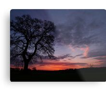 Norfolk Sunrise Metal Print