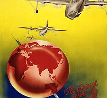Quantas Empire Airlines by Vintagee