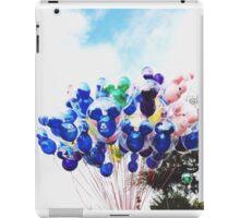 Disney Ballons  iPad Case/Skin